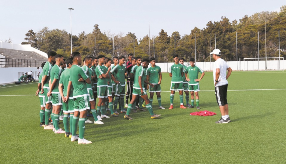 C'est parti pour le tournoi de football des Jeux africains