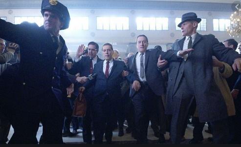 "De Niro rajeuni dans la bande-annonce de ""The Irishman"" de Martin Scorsese"