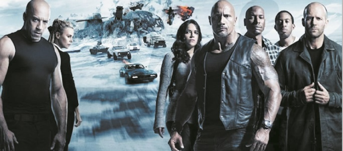 """Fast & Furious"" ralentit mais reste en tête du box-office"