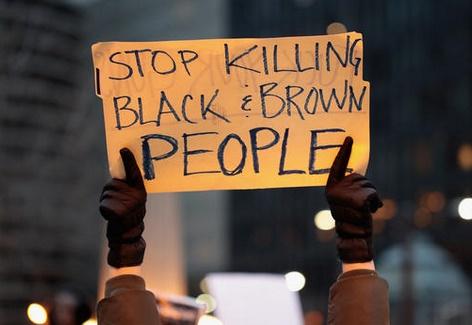 Les Noirs plus susceptibles d'être tués par la police américaine