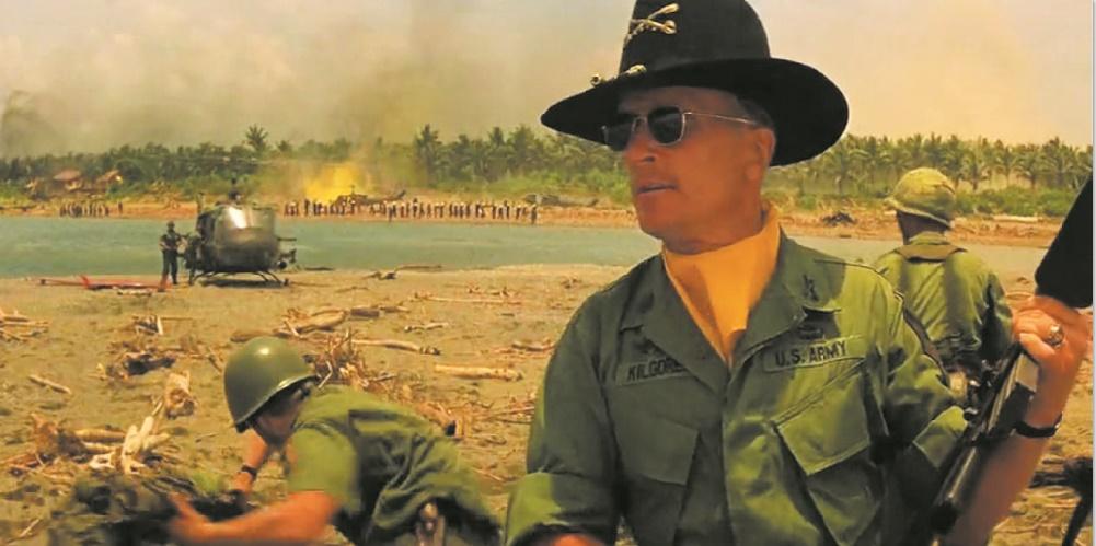 """Le film culte """"Apocalypse Now"""" ressort dans une nouvelle version"""