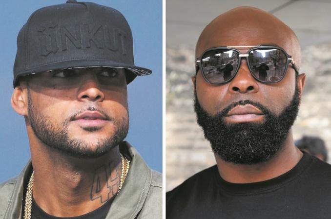 La Suisse annule le combat entre les rappeurs français Booba et Kaaris