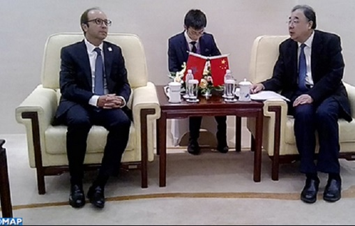 Casablanca accueillera un centre sino-marocain de médecine traditionnelle
