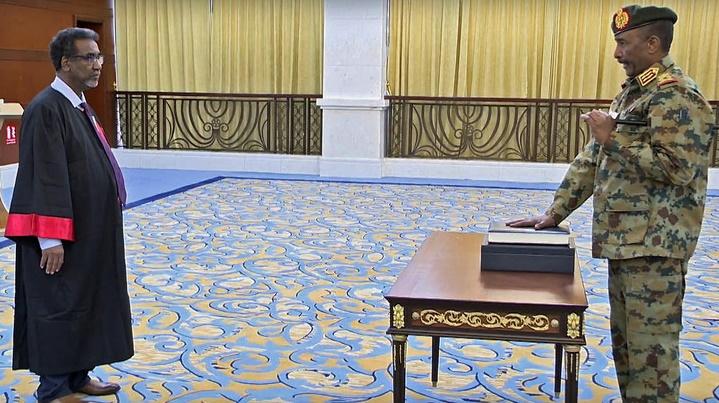 La nouvelle instance de transition mise en place au Soudan