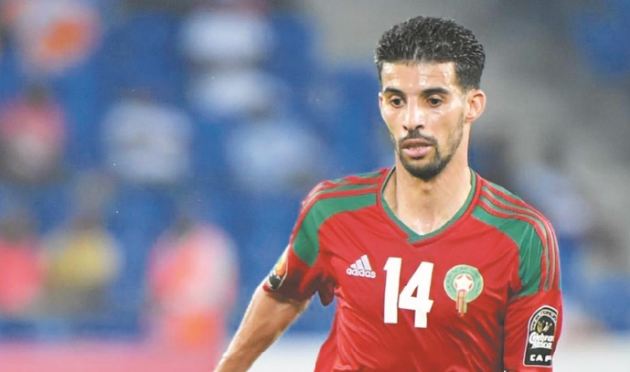 M'barek Boussoufa rejoint le club d'Al-Sailiya