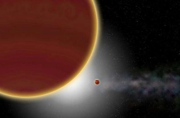 Découverte d'une deuxième planète autour de l'étoile Beta Pictoris