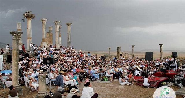 Ouverture en fanfare du Festival international de musique mondiale traditionnelle