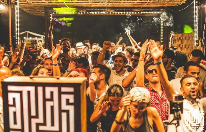 """Nouvelle édition  du Festival  """"Atlas Electronic""""  à Marrakech"""
