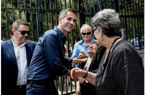"""Le nouveau maire d'Athènes promet une """"nouvelle ère"""" post-crise"""