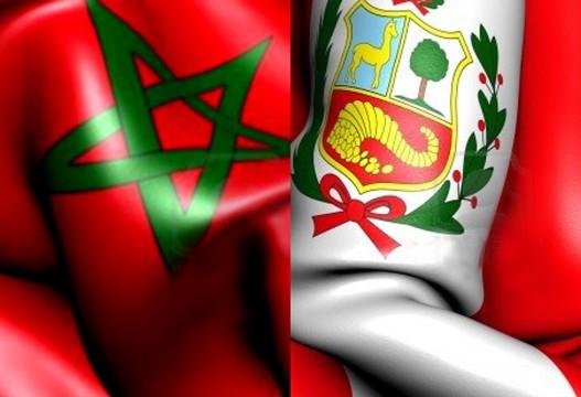 Entretiens maroco-péruviens à Lima