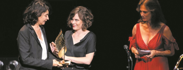 """Les """"Hirondelles de Kaboul"""" et """"Papicha"""", primés au festival d'Angoulême"""