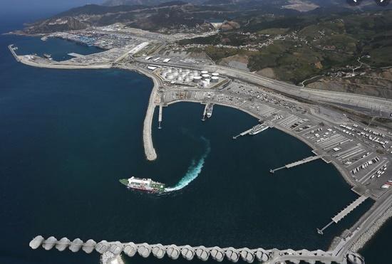 """Tanger Med ambitionne de devenir """"le phare de l'Afrique et de la Méditerranée"""""""