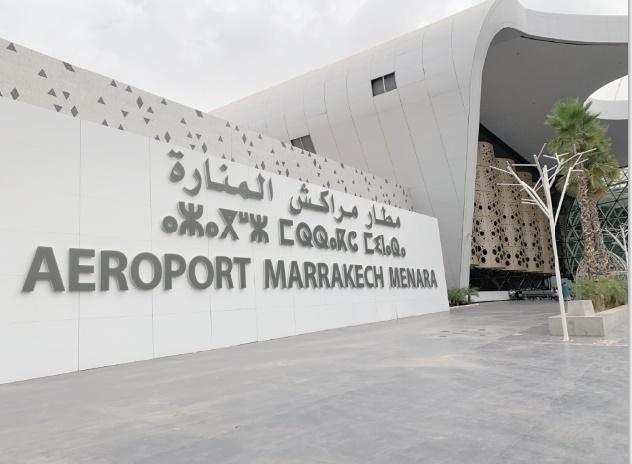 Augmentation du trafic aérien à l'aéroport Marrakech-Menara en juillet dernier