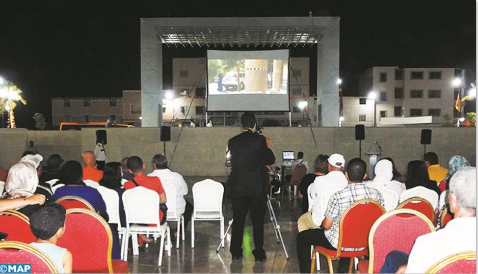 Le cinéma en plein air s'invite à Berkane