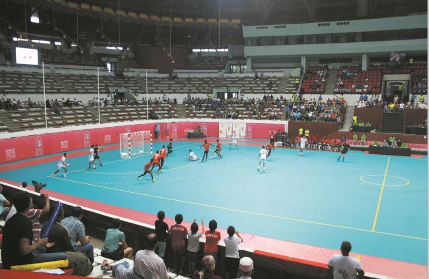 Handball : L'aventure de l'équipe nationale s'arrête en demi-finale