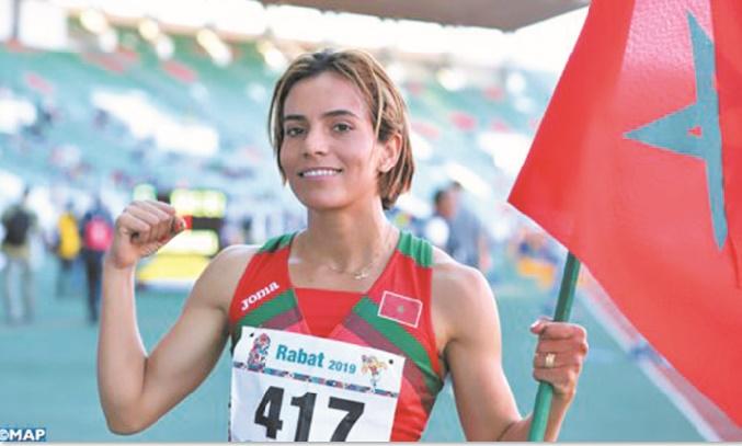 Le Maroc occupe la 4ème place avec 77 médailles dont 23 d'or
