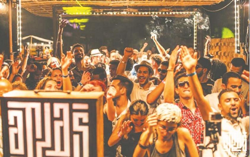 Un show musical haut en couleur ouvre le bal du Festival Atlas Electronic