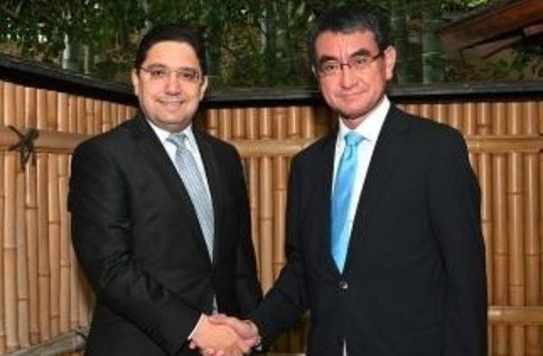 Le Maroc réitère son soutien aux intérêts stratégiques du Japon