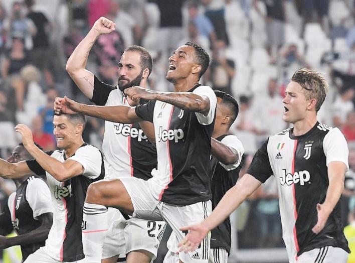L'Inter et la Juventus déjà devant, le derby de Rome sans vainqueur
