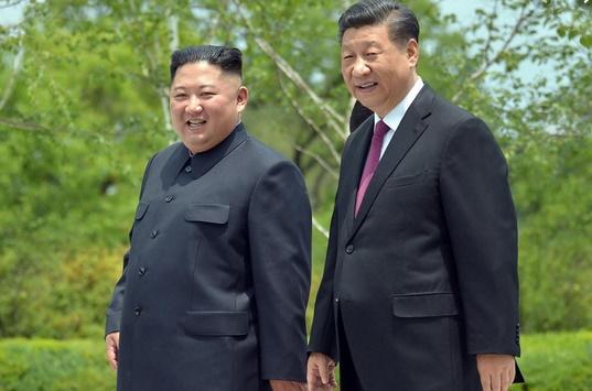 La Chine affiche son soutien à Pyongyang, en pleine impasse avec Washington