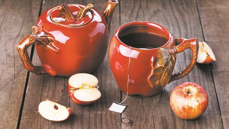 Les pommes et le thé, deux secrets anti cancer