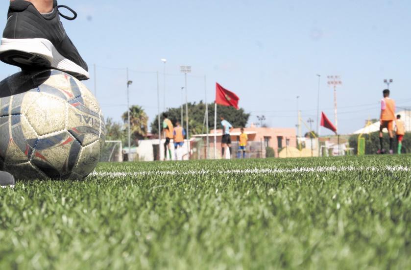 Reportage : Etoile de la jeunesse sportive de Casablanca, immersion lors des journées de détection