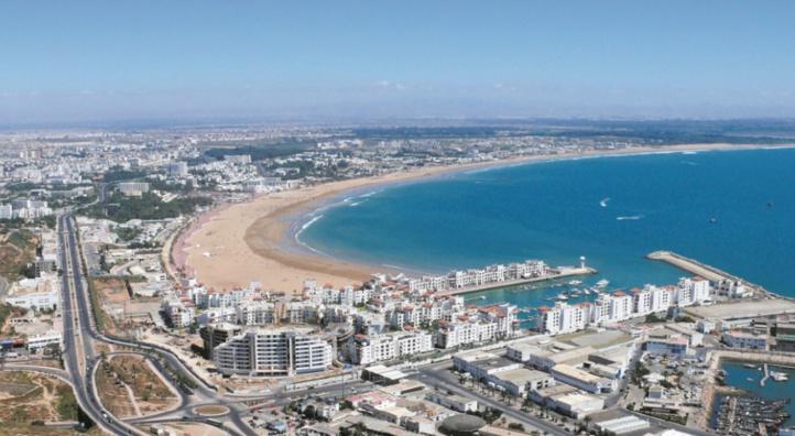 Hausse des nuitées dans les établissements touristiques classés d'Agadir