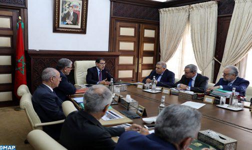 Le Conseil de gouvernement approuve deux projets de décret relatifs à l'AMO et à la création d'un régime de pensions