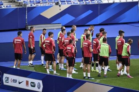 Insolite : L'hymne d'Andorre joué par erreur au coup d'envoi de France-Albanie