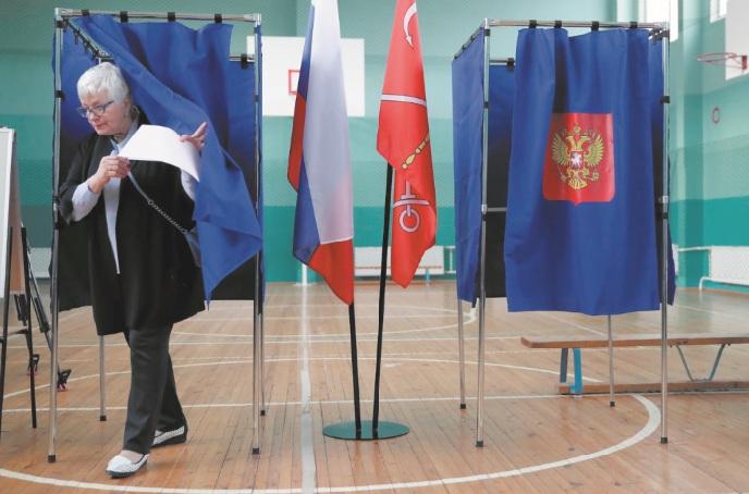 En Russie, le parti au pouvoir subit un lourd revers aux élections du Parlement de Moscou