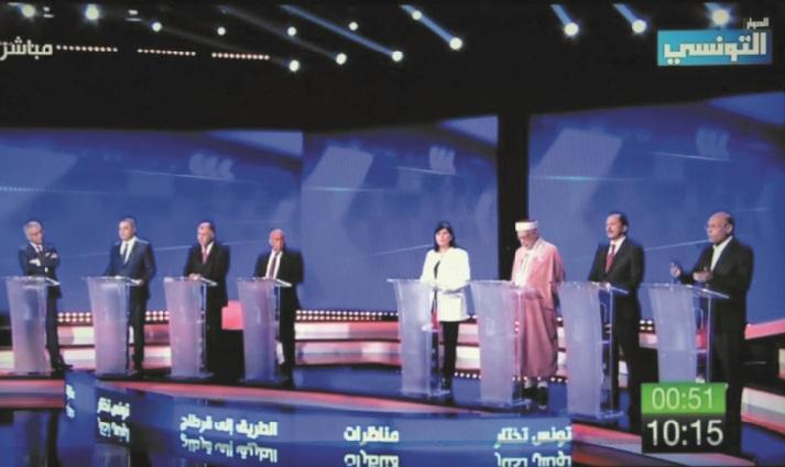 La Tunisie au rythme de soirées politiques télévisées inédites