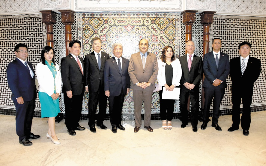 Habib El Malki : La question du Sahara constitue une cause sacrée pour l'ensemble des Marocains