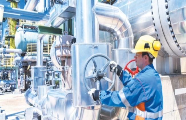 Accroissement de la production et des ventes dans le secteur industriel
