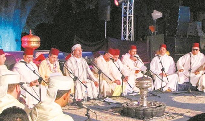 La culture soufie en fête à Fès