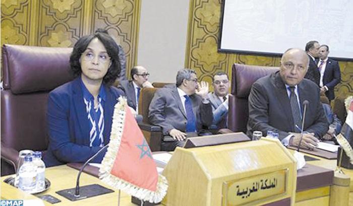 Le Maroc appelle les pays arabes à faire prévaloir la raison et la logique