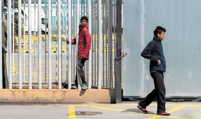 La question des migrants mineurs non accompagnés s'invite au débat parlementaire en Espagne