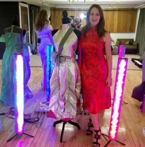 Les robes connectées, pour rapprocher les femmes de la technologie