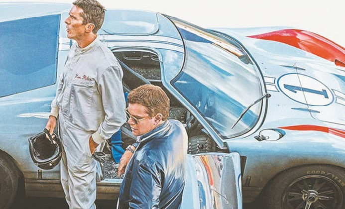 """""""Le Mans 66"""", blockbuster hollywoodien à l'ancienne"""