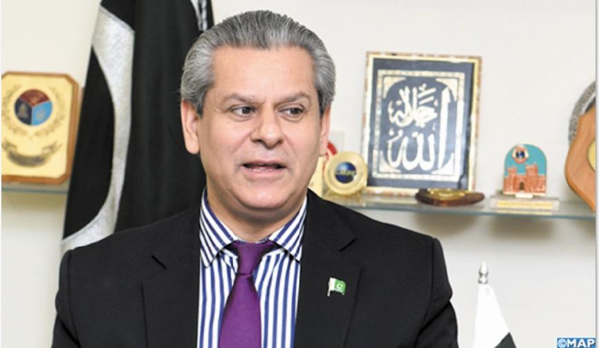 Le Pakistan réitère son soutien à notre intégrité territoriale