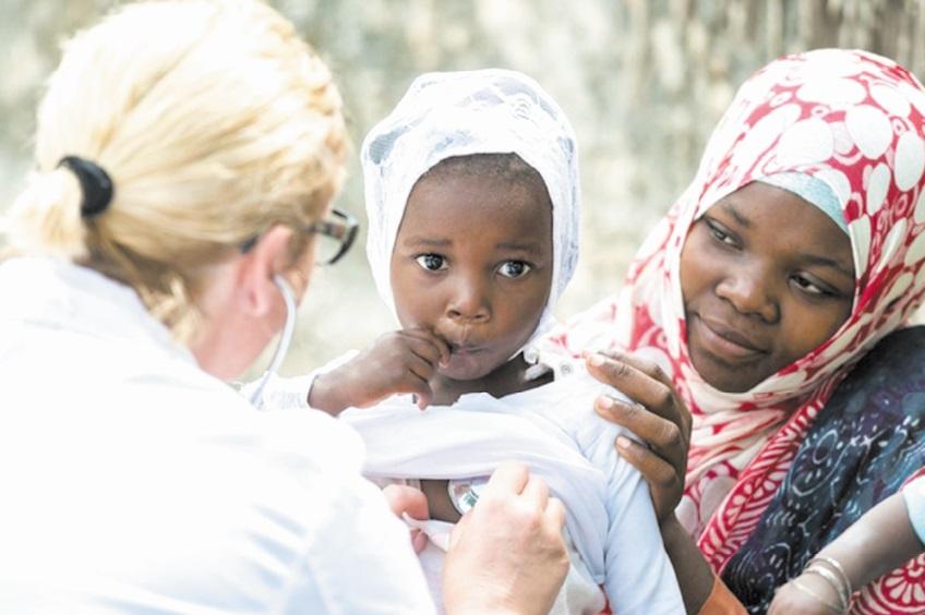 Le Kenya devient le 3ème pays à tester à grande échelle un vaccin antipaludique