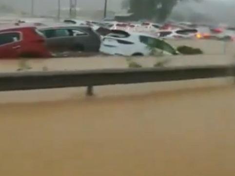 Trois morts après des pluies torrentielles dans le Sud-Est de l'Espagne