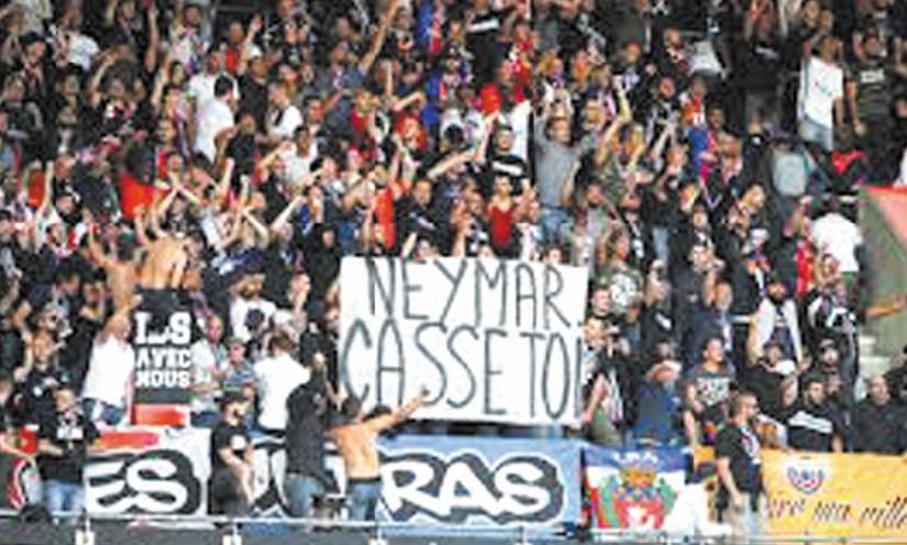Ligue 1 : Neymar observé, tribunes scrutées
