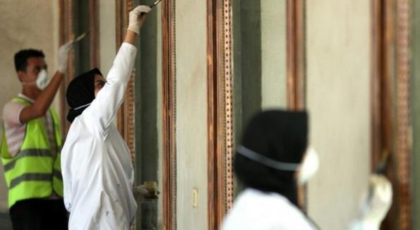 En cours de rénovation, le palais du souverain égyptien Mohamed Ali rouvrira en 2020