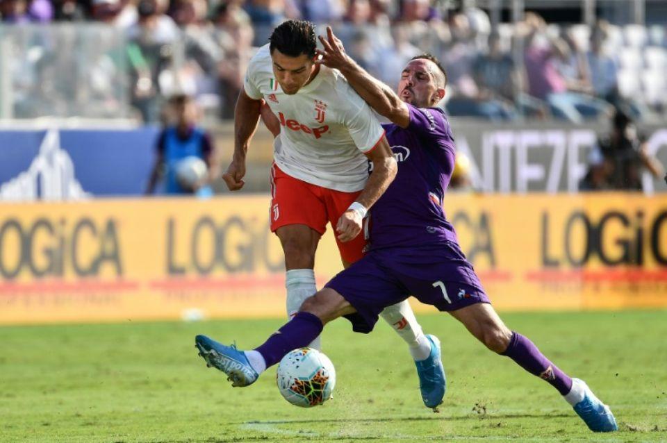 L'Inter fait le plein, Ribéry freine la Juventus