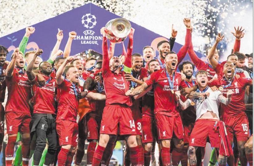 Ligue des champions : Liverpool rêve d'Istanbul et les clubs français d'exploit