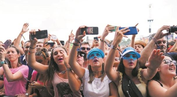 En Italie, une salle de spectacle va expérimenter le concert sans portable