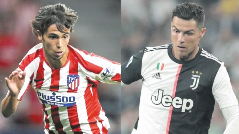 Revanche Atlético-Juventus : Retrouvailles Félix-Ronaldo