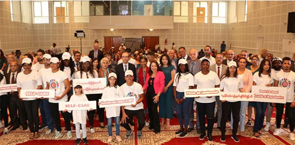 """Adoption par le Maroc des recommandations de l'OMS sur le """"self-care"""""""