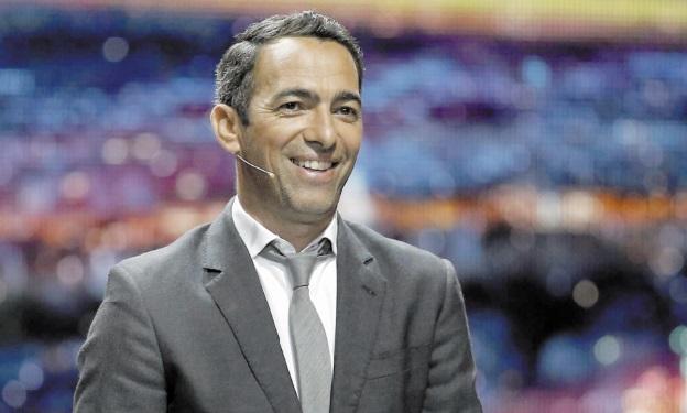 Djorkaeff à la tête de la Fondation Fifa