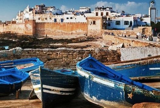 Hausse des nuitées enregistrées à Essaouira